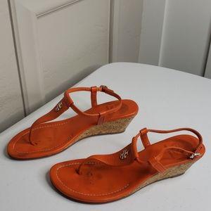 T-strap Tory Burch sandals